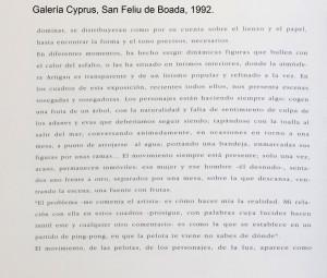 013_A_GALERIA_CYPRUS_SAN_FELIU_DE_BOADA_1992